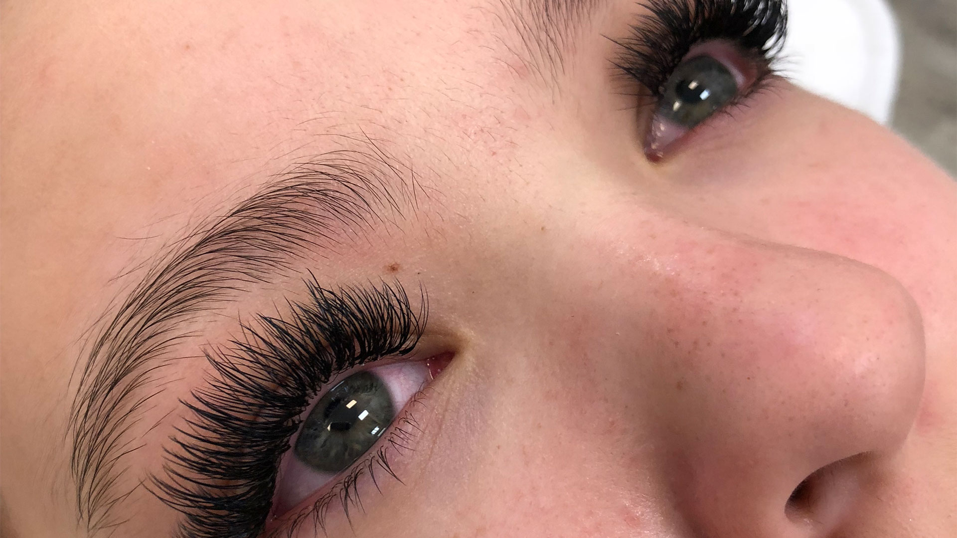 Hybrid Eyelash Extensions Faces By Julieb