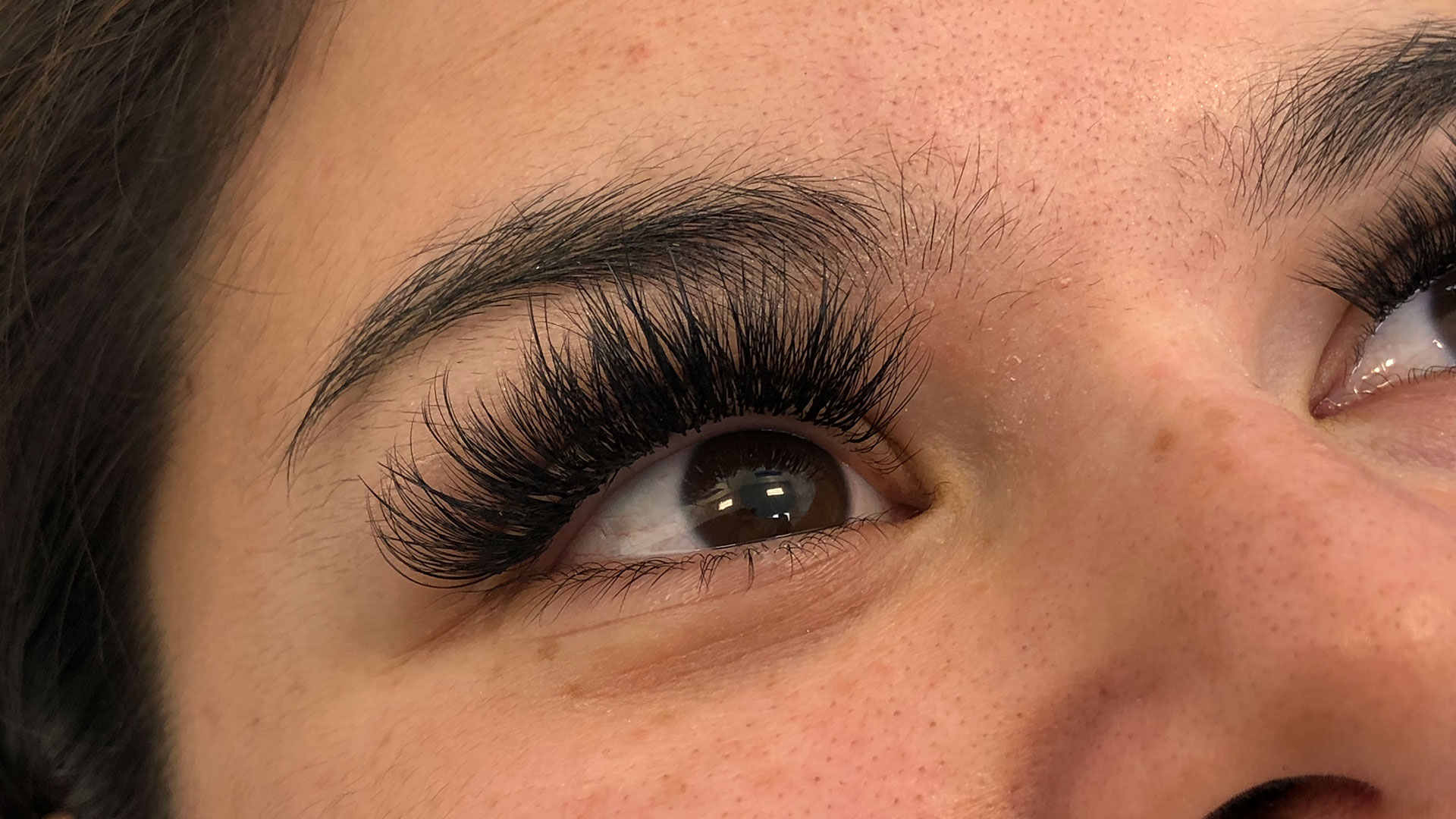 Volume Eyelash Extensions Faces By Julieb