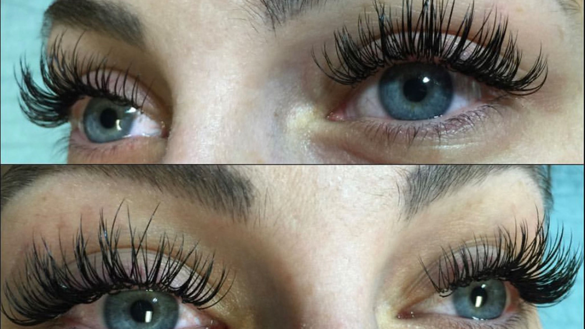 Classic Eyelash Extensions - Faces by JulieB
